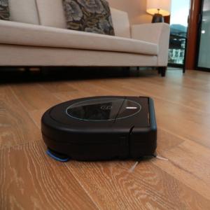 HOBOT LEGEE-668. Обзор робота-мойщика с запатентованным способом навигации